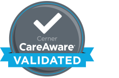 Cerner CareAware Validated