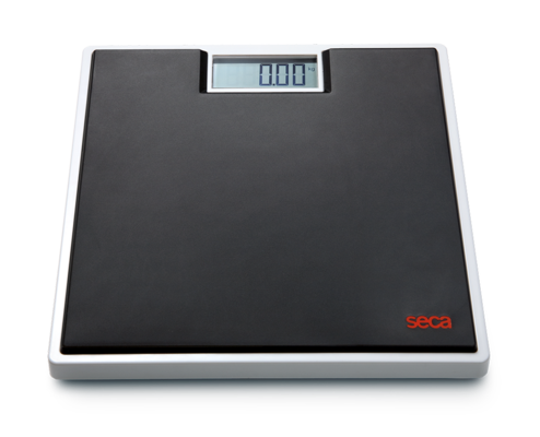 seca 803 - Digital flat scale with high-quality two-component rubber surface #2