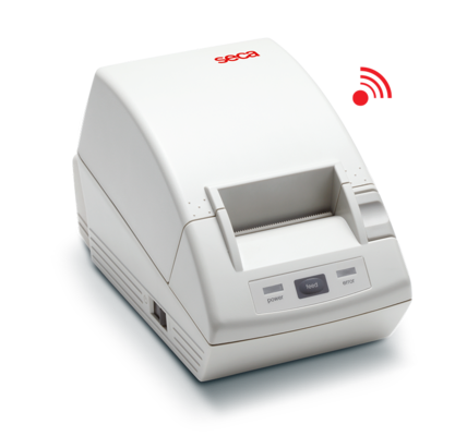 seca 465 - seca 360° wireless digital printer with wireless reception and analysis of measurements on thermal paper #0