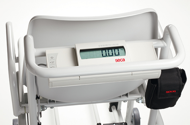 seca 954 - EMR ready chair scale to weigh seated patients #1