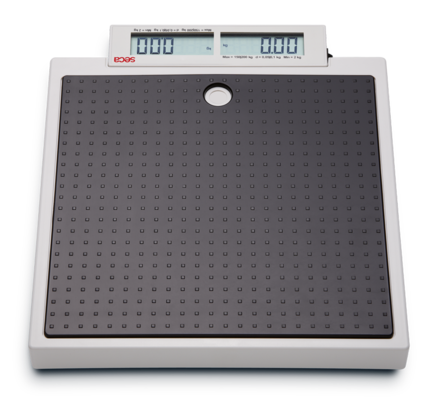 seca 874 - Flat scale for mobile use with push buttons and double display #1