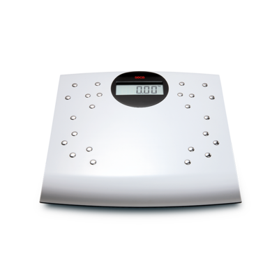 seca 804 - <div>Digital personal scale with 24 chrome-plated electrodes and BW/BF function</div> #1