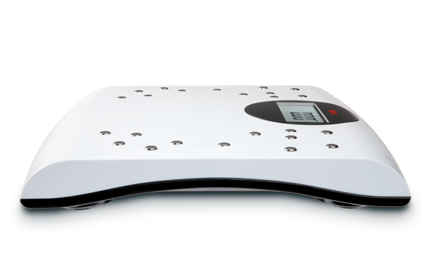 seca 804 - <div>Digital personal scale with 24 chrome-plated electrodes and BW/BF function</div> #3