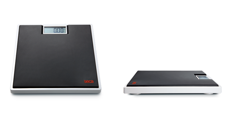 seca 803 - Digital flat scale with high-quality two-component rubber surface #4