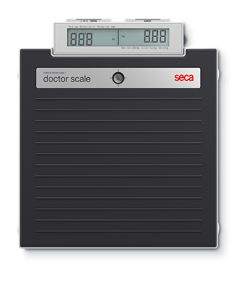 seca 874 dr - Its name speaks for itself: the seca doctor scale #0