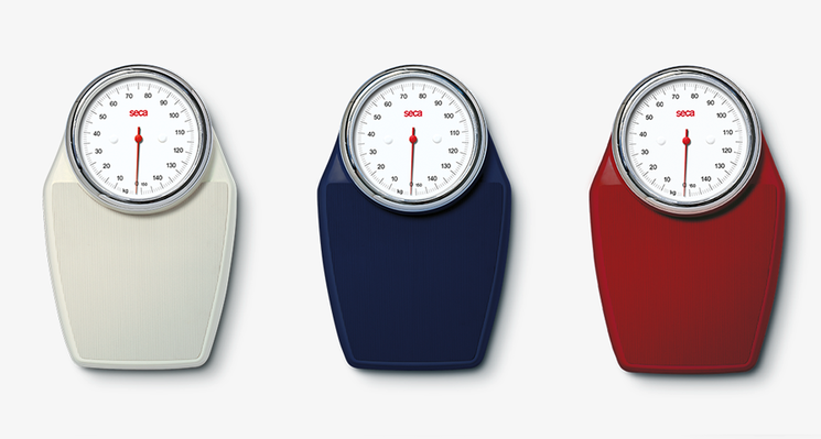seca 760 - Mechanical personal scale in modern colours #1
