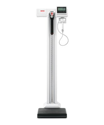 seca 797 - EMR validated column scale with eye-level display and Wi-Fi function #0