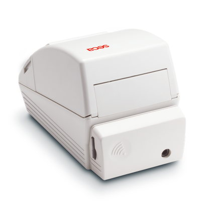 seca 465 - seca 360° wireless digital printer with wireless reception and analysis of measurements on thermal paper #1