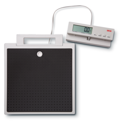 seca 869 - Flat scale with cable remote display #0