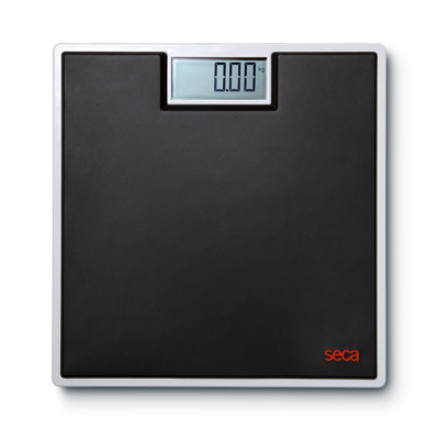 seca 803 - Digital flat scale with high-quality two-component rubber surface #0