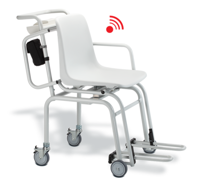 seca 954 - EMR ready chair scale to weigh seated patients #0