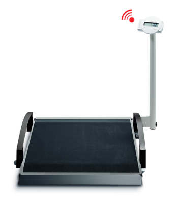 seca 664 - EMR ready electronic wheelchair scale #0