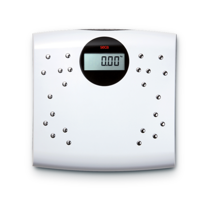 seca 804 - <div>Digital personal scale with 24 chrome-plated electrodes and BW/BF function</div> #0