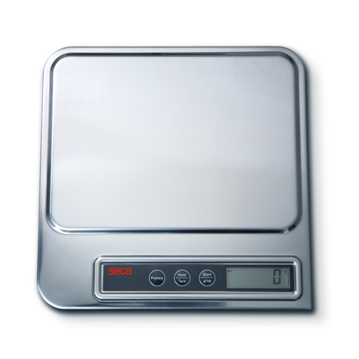 seca 856 - Digital organ and diaper scale with stainless steel cover #0