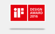 seca wins the iF product design award 2016 in two disciplines