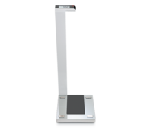 seca 719 - Column scale with four power sensors for a stable stance
