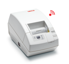 seca 466 - seca 360° wireless digital printer with wireless reception and analysis of measurements on thermal paper or labels